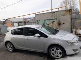 Первоуральск Astra 2011