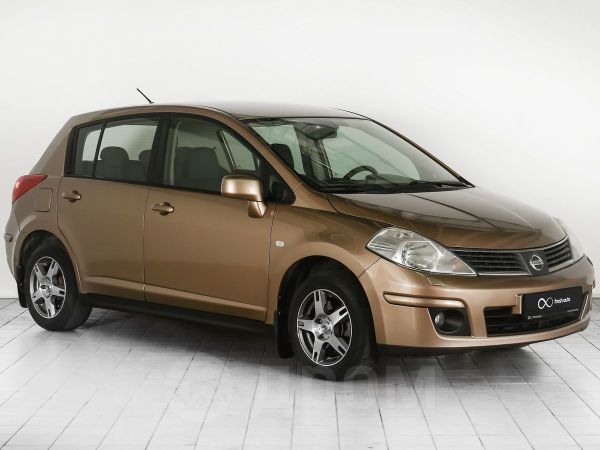 Nissan Tiida, 2008 год, 429 000 руб.