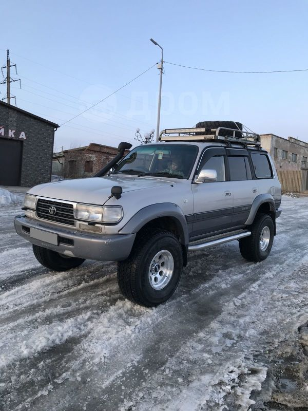 Toyota Land Cruiser, 1991 год, 1 080 000 руб.