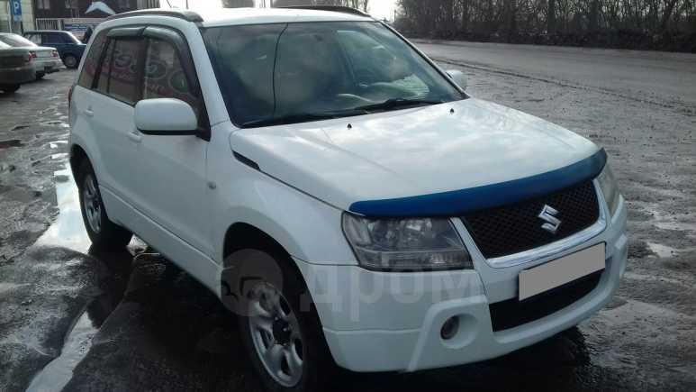 Suzuki Grand Vitara, 2008 год, 525 000 руб.