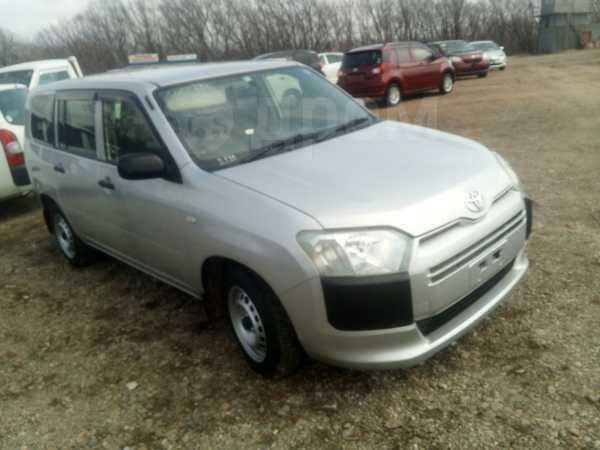 Toyota Succeed, 2015 год, 535 000 руб.