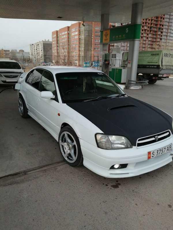 Subaru Legacy B4, 2000 год, 225 000 руб.