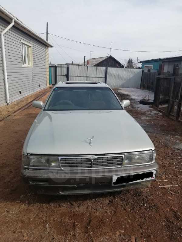 Nissan Laurel, 1989 год, 75 000 руб.