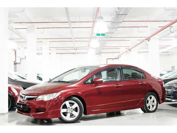 Honda Civic, 2008 год, 349 700 руб.