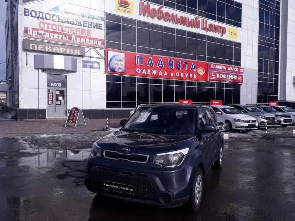 Kia Soul, 2016 год, 825 000 руб.