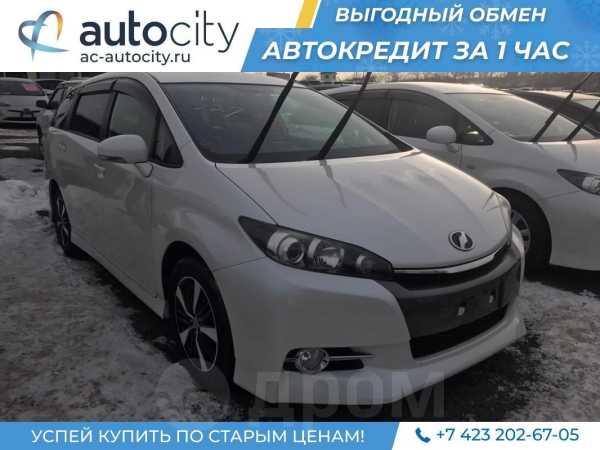 Toyota Wish, 2012 год, 895 000 руб.