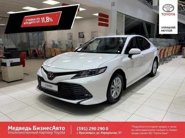 Toyota Camry, 2019 год, 1 836 000 руб.