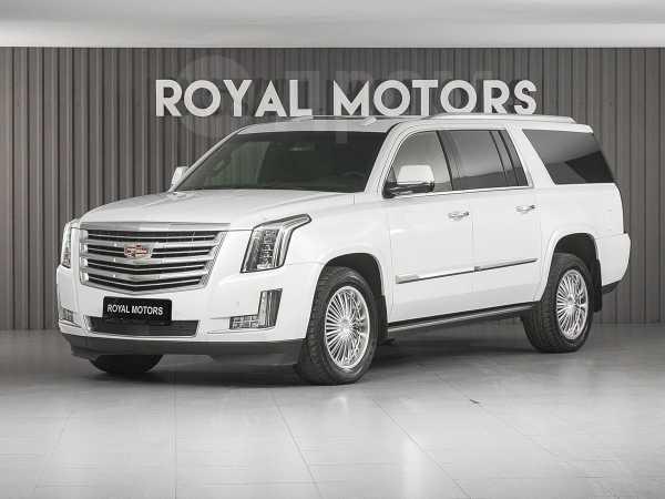 Cadillac Escalade, 2016 год, 2 850 000 руб.