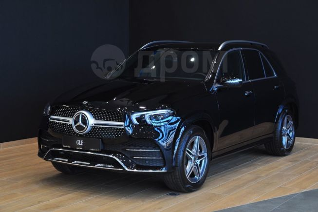 Mercedes-Benz GLE, 2019 год, 5 620 000 руб.