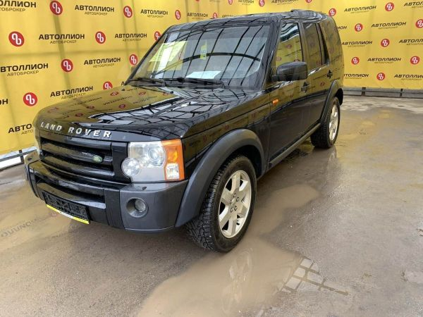 Land Rover Discovery, 2005 год, 530 000 руб.