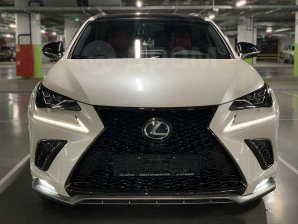 Lexus NX300, 2017 год, 2 850 000 руб.