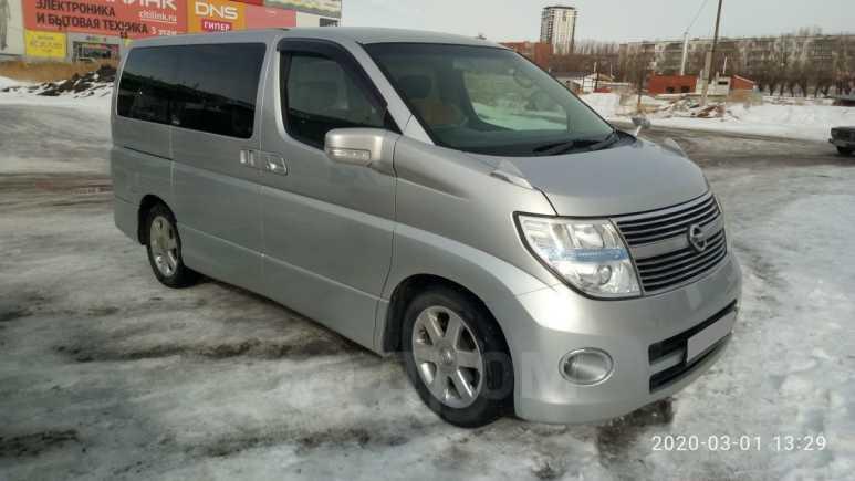 Nissan Elgrand, 2008 год, 880 000 руб.