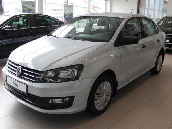 Volkswagen Polo, 2019 год, 871 900 руб.