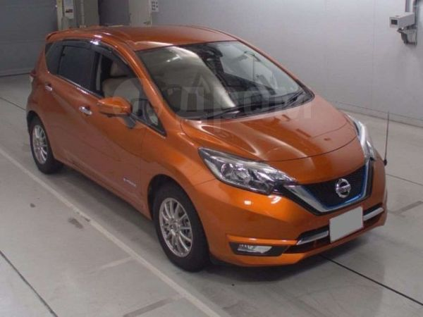 Nissan Note, 2018 год, 820 000 руб.