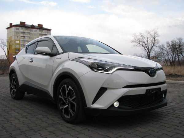 Toyota C-HR, 2017 год, 1 455 000 руб.