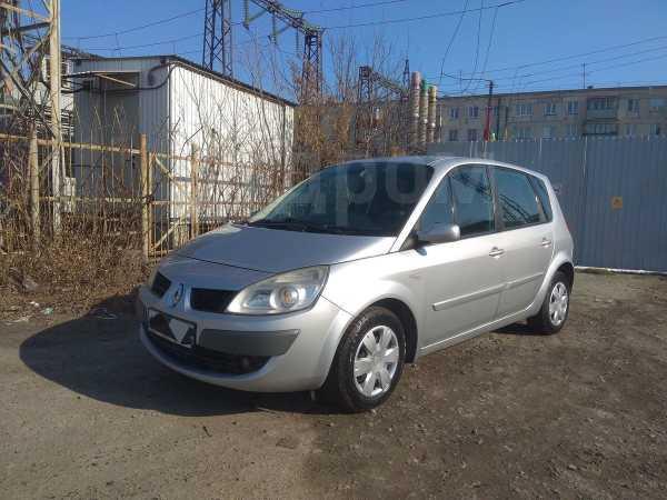 Renault Scenic, 2007 год, 295 000 руб.