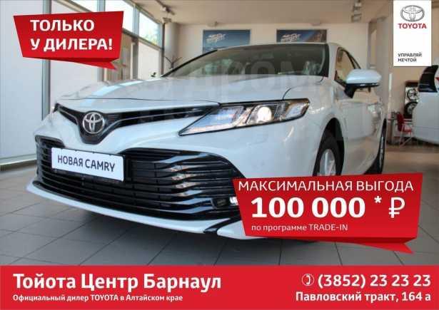 Toyota Camry, 2019 год, 1 914 000 руб.