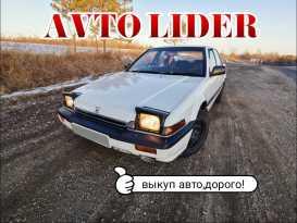 Белогорск Honda Accord 1985