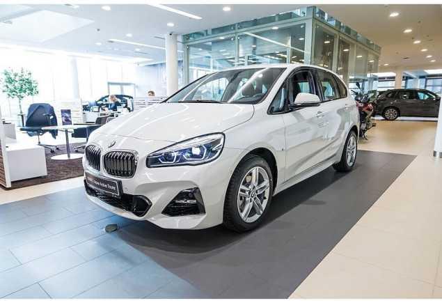 BMW 2-Series, 2020 год, 2 205 000 руб.
