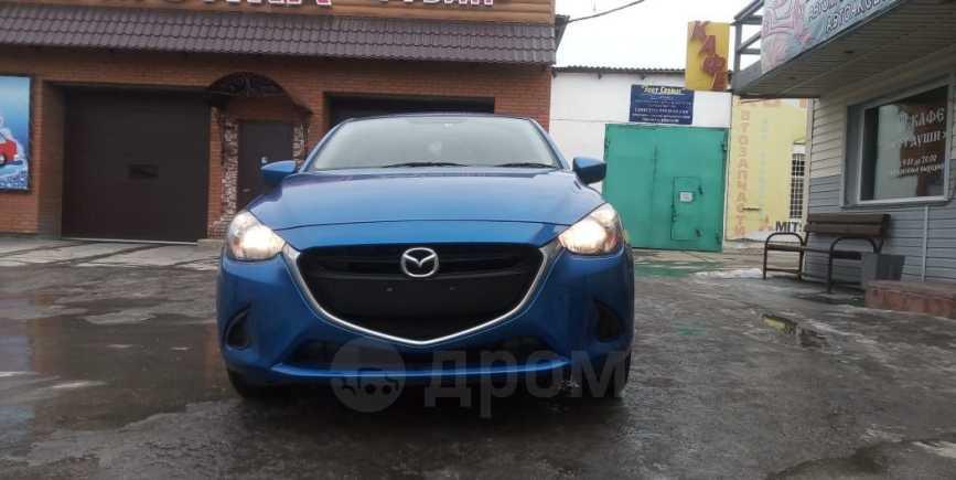 Mazda Demio, 2016 год, 548 000 руб.