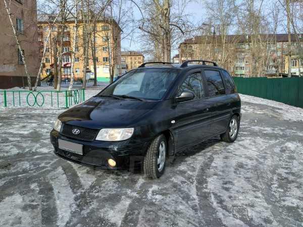 Hyundai Matrix, 2005 год, 240 000 руб.