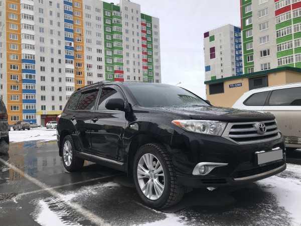 Toyota Highlander, 2013 год, 1 200 000 руб.