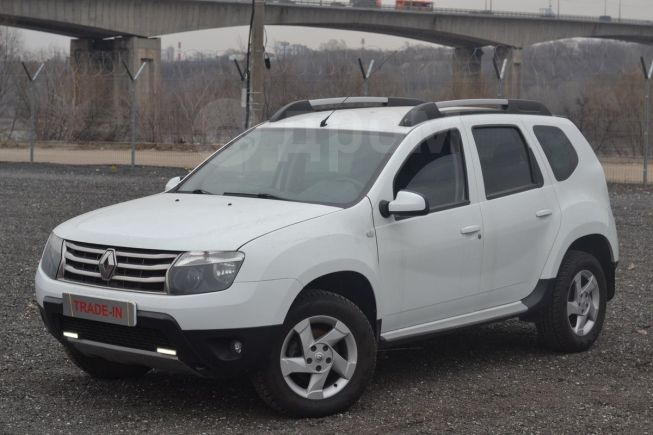 Renault Duster, 2014 год, 549 900 руб.