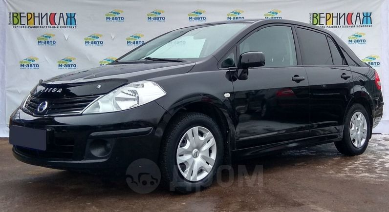 Nissan Tiida, 2013 год, 439 000 руб.