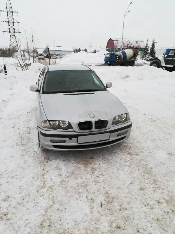 BMW 3-Series, 2000 год, 170 000 руб.