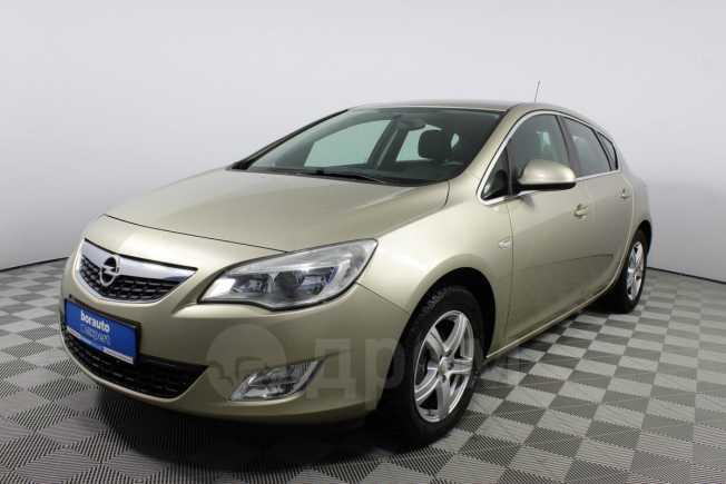Opel Astra, 2012 год, 559 000 руб.
