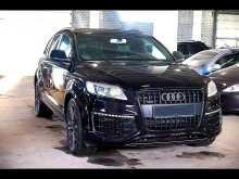 Мурманск Audi Q7 2011