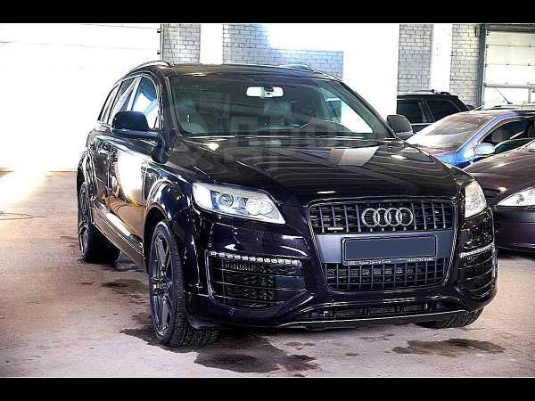 Audi Q7, 2011 год, 1 700 000 руб.