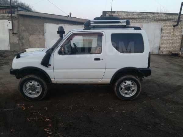 Suzuki Jimny, 2000 год, 240 000 руб.