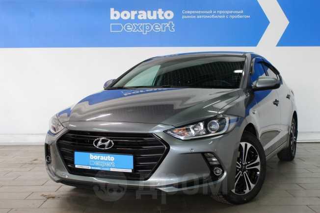 Hyundai Elantra, 2017 год, 845 000 руб.