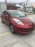 Nissan Leaf, 2012 год, 425 000 руб.