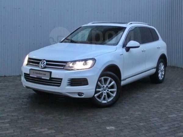 Volkswagen Touareg, 2014 год, 1 699 000 руб.