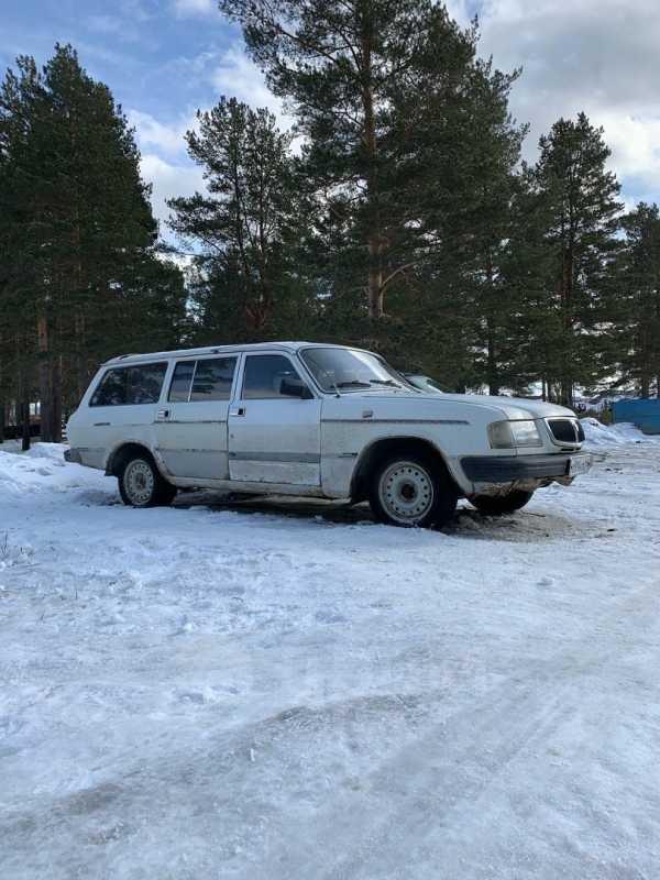 ГАЗ 3102 Волга, 1997 год, 50 000 руб.