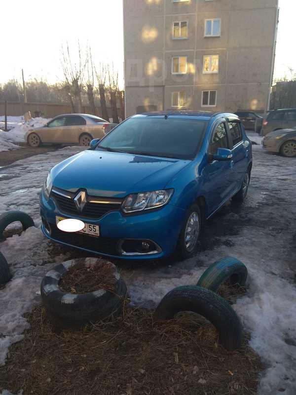 Renault Sandero, 2015 год, 500 000 руб.