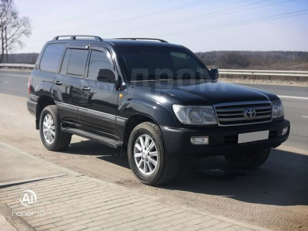 Toyota Land Cruiser, 2006 год, 1 050 000 руб.