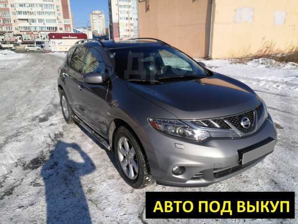 Nissan Murano, 2012 год, 1 070 000 руб.