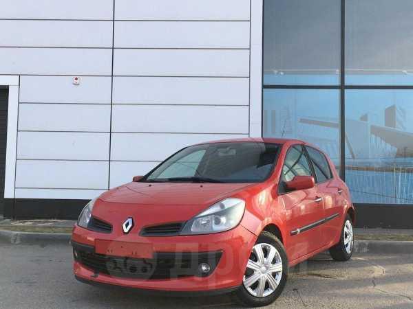 Renault Clio, 2007 год, 199 000 руб.