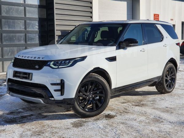 Land Rover Discovery, 2019 год, 5 743 000 руб.