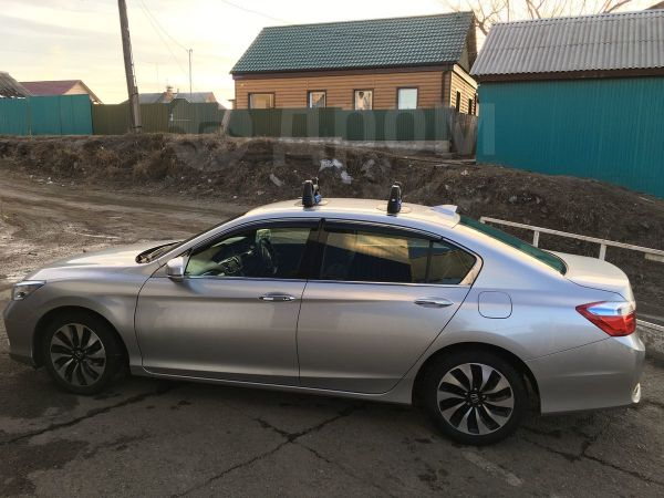 Honda Accord, 2013 год, 1 130 000 руб.