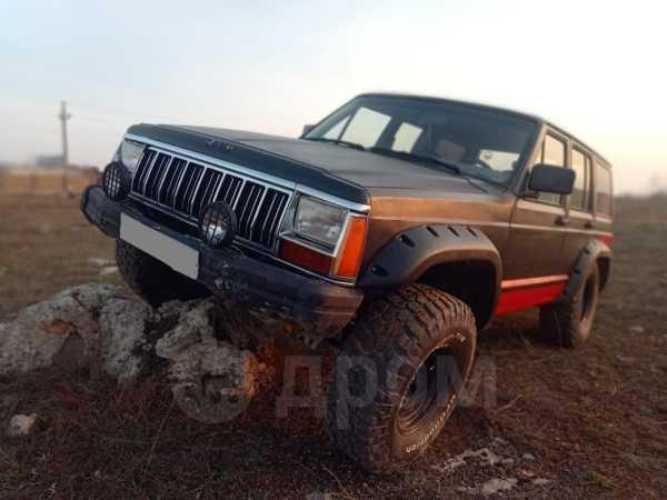 Jeep Cherokee, 1992 год, 270 000 руб.