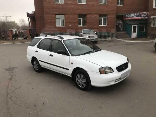 Suzuki Cultus, 1999 год, 218 000 руб.
