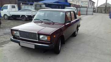 Абакан 2107 2011