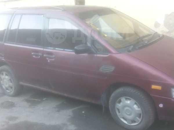 Nissan Prairie, 1993 год, 87 000 руб.