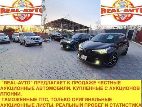 Toyota C-HR, 2016 год, 1 399 999 руб.