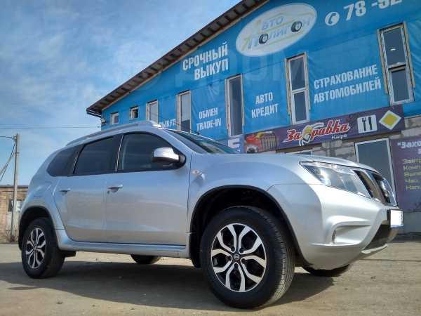 Nissan Terrano, 2017 год, 845 000 руб.