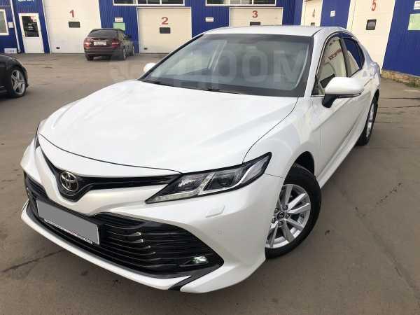 Toyota Camry, 2018 год, 1 650 000 руб.